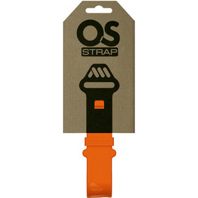 All Mountain Style Silicone OS Strap, orange
